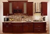 Báo giá tủ bếp gỗ xoan đào