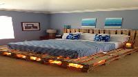 Các kiểu giường pallet vừa độc lạ vừa tiết kiệm chi phí