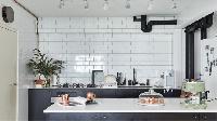 Thiết kế bếp mở cần lưu ý những vấn đề gì?