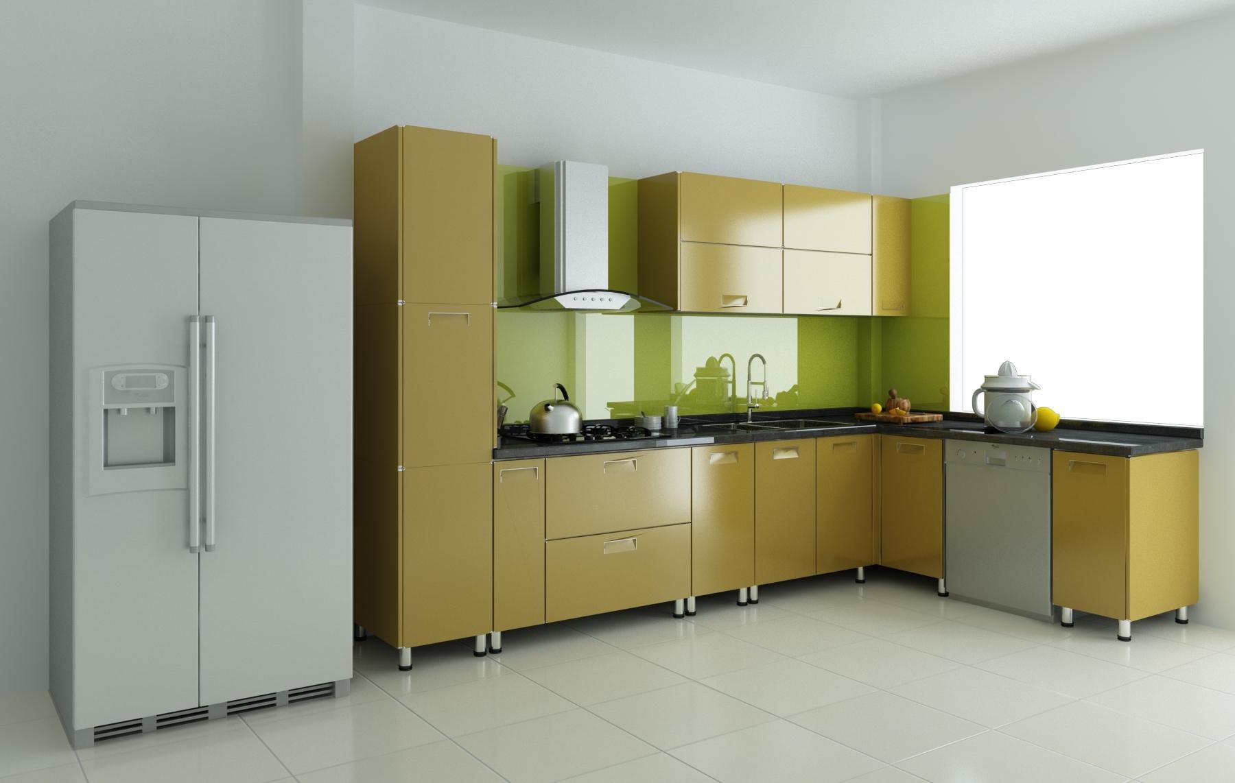 Tủ bếp inox giá rẻ