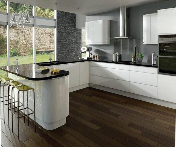 Những mấu tủ bếp đẹp nhất 2017 - 1