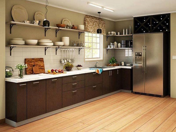 Những mấu tủ bếp đẹp nhất 2017 - 5