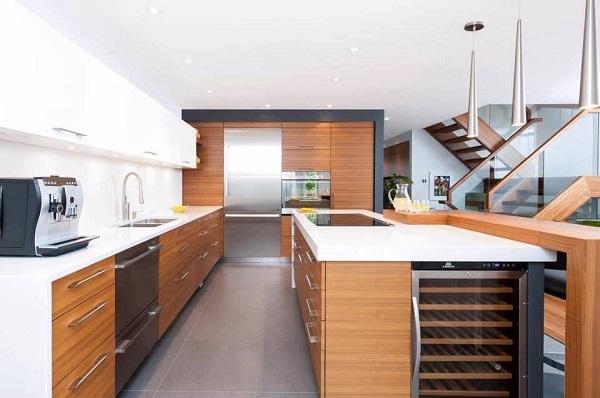 Những mấu tủ bếp đẹp nhất 2017 - 7
